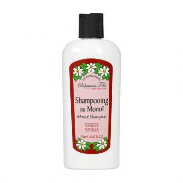 Monoi Tiki Shampoo Vanille 250ml - Μαλλιά στο Pharmeden.gr - Online Φαρμακείο