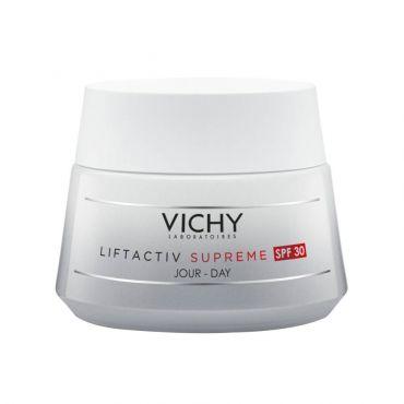 Vichy Liftactiv Supreme SPF30 50ml - Πρόσωπο στο Pharmeden.gr - Online Φαρμακείο