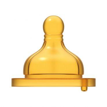Chicco Θηλή Καουτσούκ για Μπιμπερό Φυσική Μέθοδος Κανονική Ροή 0m+ 2 τμχ - Αξεσουάρ για Μωρά στο Pharmeden.gr - Online Φαρμακείο