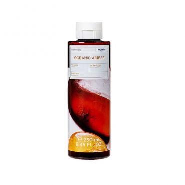 Korres Αφρόλουτρο Oceanic Amber  250 ml - Σώμα στο Pharmeden.gr - Online Φαρμακείο