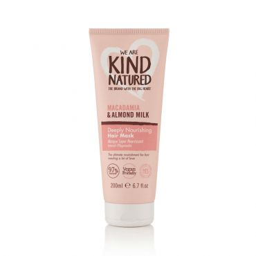 Kind Natured Deeply Nourishing Hair Mask 200ml - Μαλλιά στο Pharmeden.gr - Online Φαρμακείο
