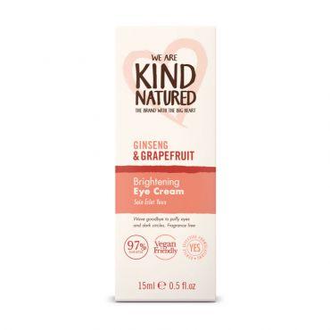 Kind Natured Brightening Eye Cream 15ml - Πρόσωπο στο Pharmeden.gr - Online Φαρμακείο