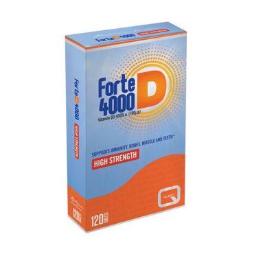 Quest Forte D 4000 120 tabs - Βιταμίνες στο Pharmeden.gr - Online Φαρμακείο