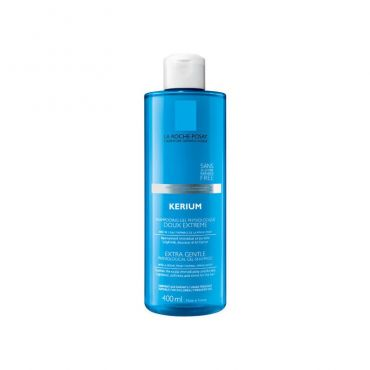 La Roche Posay Kerium Doux Extreme Shampoo 400ml - Μαλλιά στο Pharmeden.gr - Online Φαρμακείο