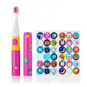 Baby Brush GoKidz Travel Ηλεκτρική Οδοντόβουρτσα - Παιδιά στο Pharmeden.gr - Online Φαρμακείο