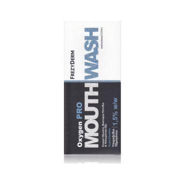 Frezyderm Mouthwash Oxygen Pro 250ml - Στοματική Υγιεινή στο Pharmeden.gr - Online Φαρμακείο