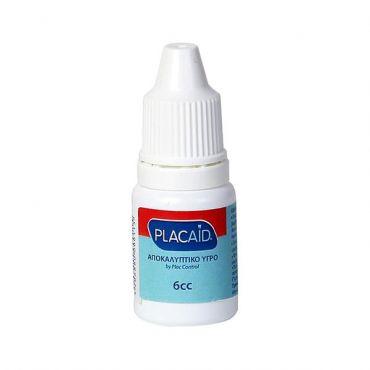 PlacAid Αποκαλυπτικό Υγρό Trace  6cc - Στοματική Υγιεινή στο Pharmeden.gr - Online Φαρμακείο