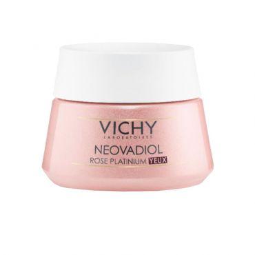 Vichy Neovadiol Rose Platinium Eye Cream 15ml - Πρόσωπο στο Pharmeden.gr - Online Φαρμακείο