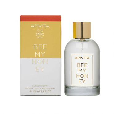 Apivita Eau de Toilette Bee my Homey 100ml - Καλλυντικά στο Pharmeden.gr - Online Φαρμακείο
