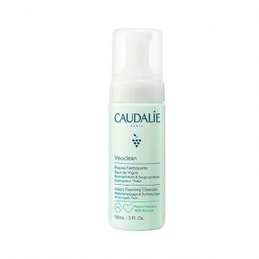 Caudalie Vinoclean Instant Foaming Cleanser 150ml - Πρόσωπο στο Pharmeden.gr - Online Φαρμακείο