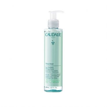Caudalie Vinoclean Micellar Cleansing Water 200ml - Πρόσωπο στο Pharmeden.gr - Online Φαρμακείο