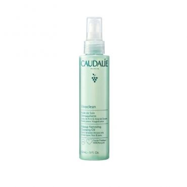 Caudalie Vinoclean Makeup Removing Cleansing Oil 150ml - Πρόσωπο στο Pharmeden.gr - Online Φαρμακείο