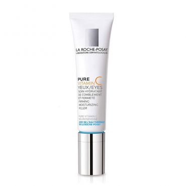 La Roche Posay Redermic Pure Vtamin C Eyes 15ml - Πρόσωπο στο Pharmeden.gr - Online Φαρμακείο