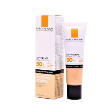 La Roche Posay Anthelios Mineral One SPF 50+ 01 Light 30 ml - Αντηλιακά στο Pharmeden.gr - Online Φαρμακείο