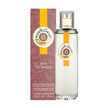 Roger & Gallet Bois D'Orange Fresh Fragrant Water 30ml - Καλλυντικά στο Pharmeden.gr - Online Φαρμακείο