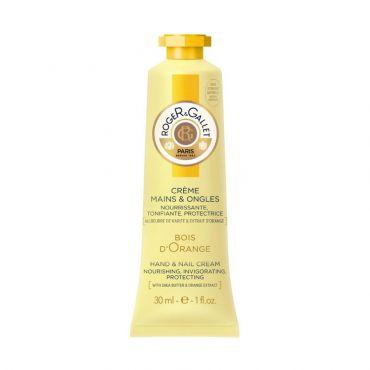 Roger & Gallet Cream Bois d'Orange Hand & Nail 30ml - Σώμα στο Pharmeden.gr - Online Φαρμακείο