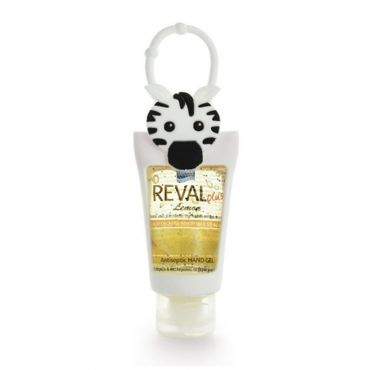 Intermed Reval Plus Antiseptic Hand Gel Lemon Ζέβρα 30ml - Διάφορα στο Pharmeden.gr - Online Φαρμακείο