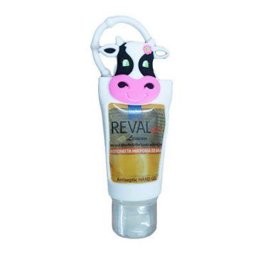 Intermed Reval Plus Antiseptic Hand Gel Lemon Cow 30ml - Διάφορα στο Pharmeden.gr
