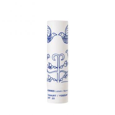 Korres Lip Balm Yoghurt SPF20 Γιαούρτι  4,5gr - Πρόσωπο στο Pharmeden.gr - Online Φαρμακείο