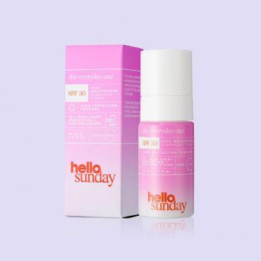 Hello Sunday Face Moisturiser SPF30 50ml - Αντηλιακά στο Pharmeden.gr - Online Φαρμακείο
