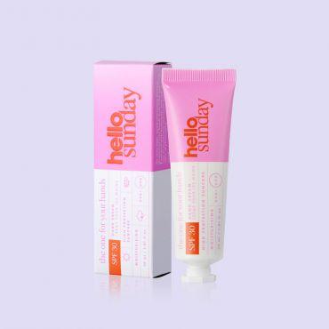 Hello Sunday Hand Cream SPF 30 30ml - Σώμα στο Pharmeden.gr - Online Φαρμακείο