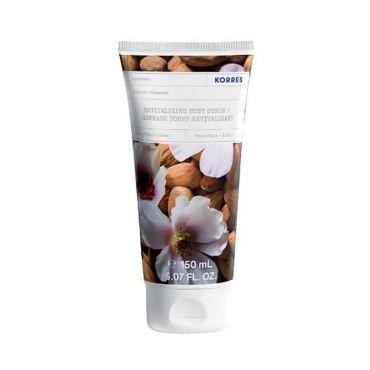 Korres Revitalizing Body Scrub Almond Απολεπιστικό Σώματος Αμύγδαλο 150ml - Σώμα στο Pharmeden.gr - Online Φαρμακείο