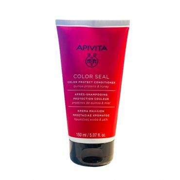 Apivita Color Seal Color Protect Conditioner 150ml - Μαλλιά στο Pharmeden.gr