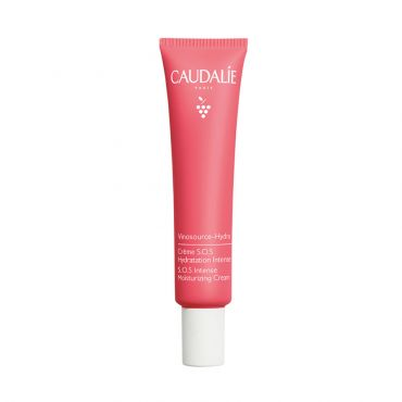Caudalie Vinosource-Hydra S.O.S Intense Moisturizing Cream 40ml - Πρόσωπο στο Pharmeden.gr - Online Φαρμακείο