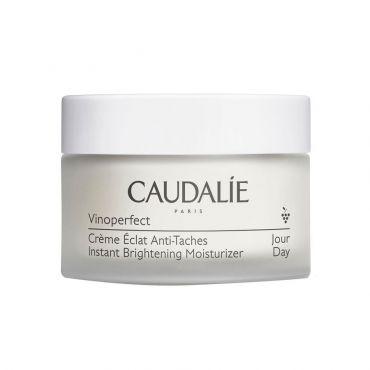 Caudalie Vinoperfect Instant Brightening Moisturizer Day 50ml - Πρόσωπο στο Pharmeden.gr - Online Φαρμακείο