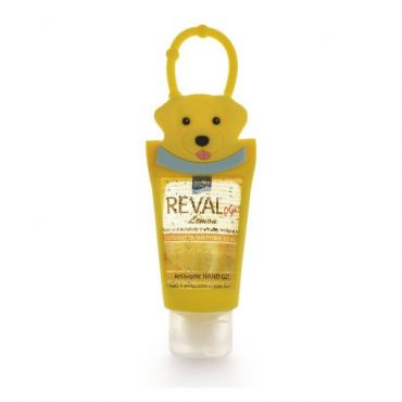 Intermed Reval Plus Antiseptic Hand Gel Lemon Σκυλάκι Κίτρινο 30ml - Διάφορα στο Pharmeden.gr