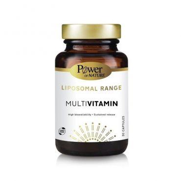 Power Health Liposomal Multivitamin 30 caps - Βιταμίνες στο Pharmeden.gr