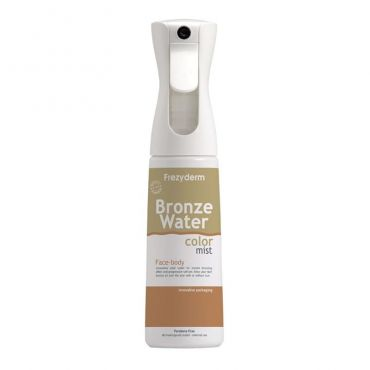 Frezyderm Bronze Water Color Mist 300ml - Αντηλιακά στο Pharmeden.gr