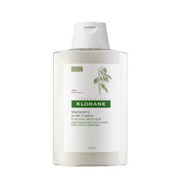 Klorane Πολύ Απαλό Σαμπουάν με Γαλάκτωμα Βρώμης 200ml - Μαλλιά στο Pharmeden.gr - Online Φαρμακείο