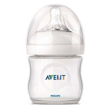 Avent Natural Μπιμπερό Πλαστικό χωρίς BPA 125ml - Αξεσουάρ για Μωρά στο Pharmeden.gr - Online Φαρμακείο