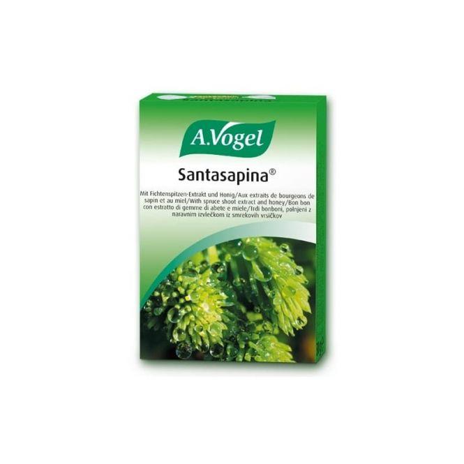 A.Vogel Santasapina Bonbons Καραμέλες 30gr - Φροντίδα για το Χειμώνα στο Pharmeden.gr - Online Φαρμακείο