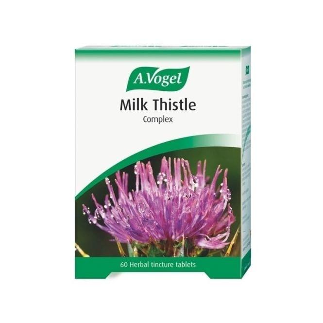 A.Vogel Milk Thistle Complex 60tbs - Συμπληρώματα Διατροφής στο Pharmeden.gr - Online Φαρμακείο