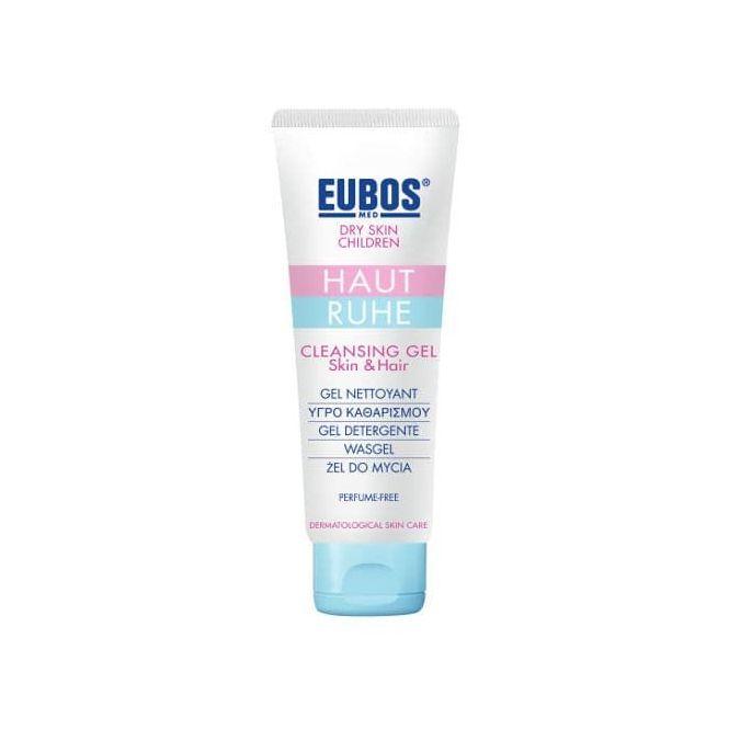 Eubos Med Βρεφικό Gel Καθαρισμού 125ml - Παιδιά στο Pharmeden.gr - Online Φαρμακείο