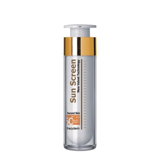 Frezyderm Sun Screen Velvet Spf50+ Face Cream 50ml - Αντηλιακά στο Pharmeden.gr - Online Φαρμακείο