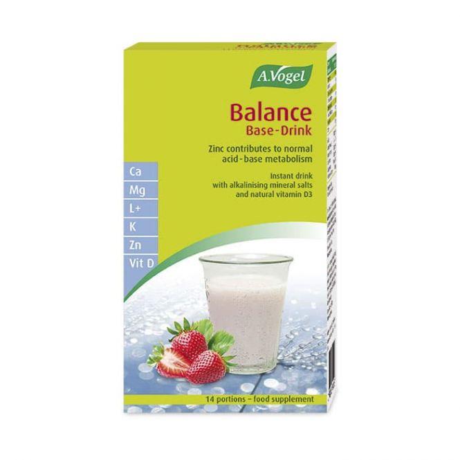 A. Vogel Balance Base Drink 14 φακελάκια - Συμπληρώματα Διατροφής στο Pharmeden.gr - Online Φαρμακείο