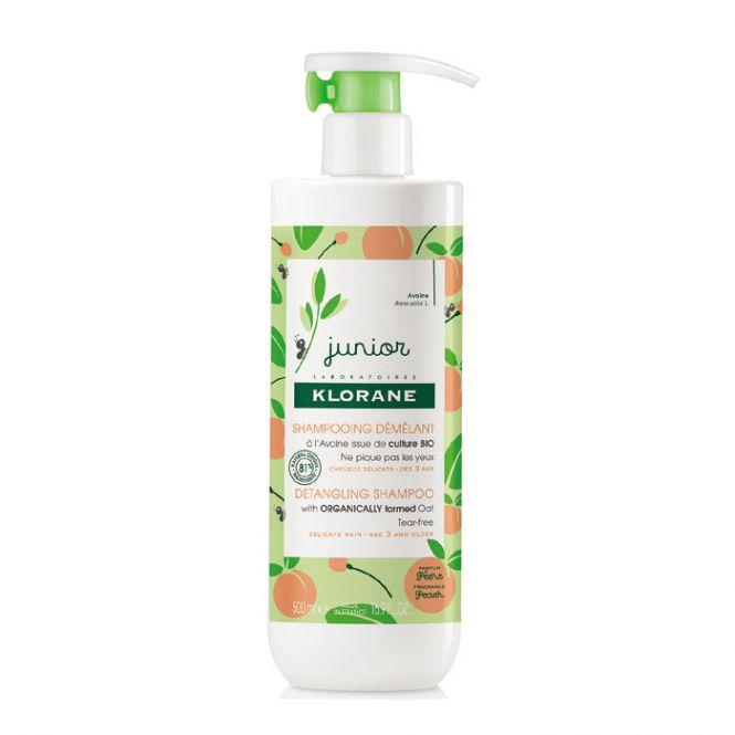 Klorane Detangling Shampoo with Organically Farmed Oat 500ml - Παιδιά στο Pharmeden.gr - Online Φαρμακείο