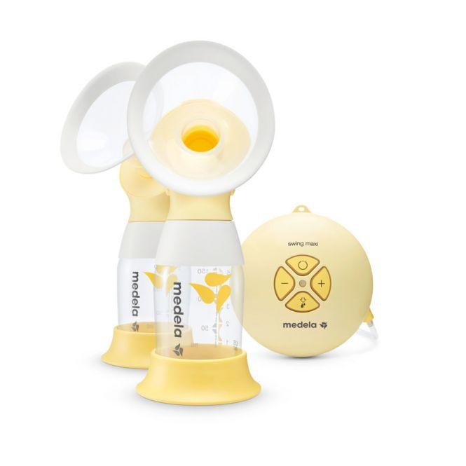 Medela Διπλό Ηλεκτρικό Θήλαστρο Swing Maxi Flex  2-Phase Expression - Μαμά στο Pharmeden.gr - Online Φαρμακείο