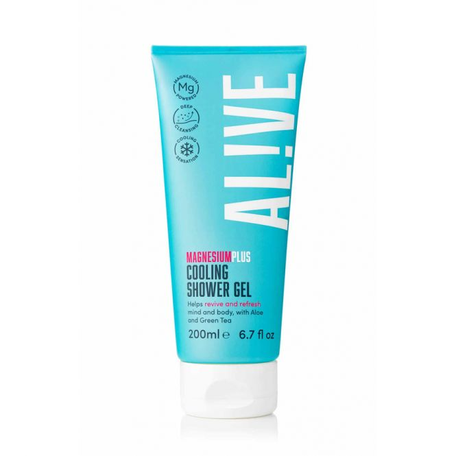 Al!ve Cooling Shower Gel 200ml - Σώμα στο Pharmeden.gr - Online Φαρμακείο