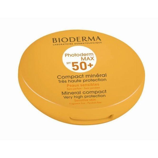 Bioderma Photoderm Max Compact Mineral Spf50 10gr - Αντηλιακά στο Pharmeden.gr - Online Φαρμακείο